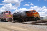 BNSF 542 East, BNSF 5448 East